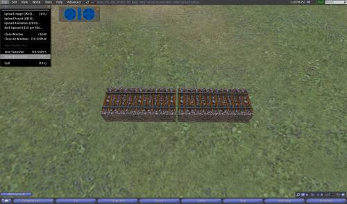 gap between tracks